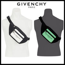 GIVENCHY 2WAY Plain Shoulder Bags