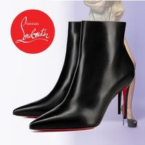 Christian Louboutin So Kate Plain Pin Heels Ankle & Booties Boots