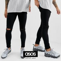 ASOS Denim Plain Skinny Fit Jeans & Denim