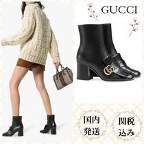 GUCCI Leather Boots Boots