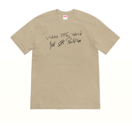 Supreme More T-Shirts Collaboration T-Shirts 8