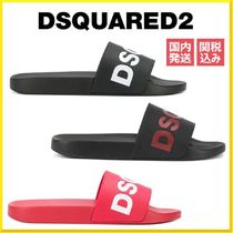 D SQUARED2 Plain Sport Sandals PVC Clothing Sports Sandals