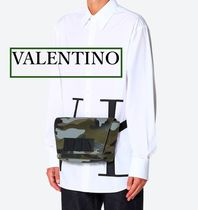 VALENTINO VLTN Camouflage Bags