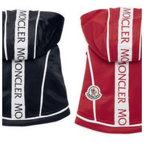 MONCLER Unisex Street Style Pet Supplies