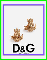 Dolce & Gabbana Cufflinks Heart Street Style Accessories