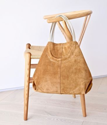 A4 Leather Shoulder Bags