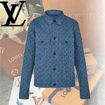 Louis Vuitton Short Monogram Jackets
