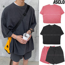 ASCLO Street Style Collaboration Top-bottom sets