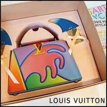 Louis Vuitton 2019-20AW ARTYCAPUCINES PM ALEX ISRAEL multi-color free bag