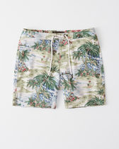 Abercrombie & Fitch Tropical Patterns Beachwear