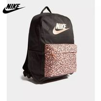 Nike Leopard Patterns Backpacks