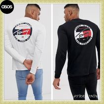 Tommy Hilfiger Crew Neck Long Sleeves Long Sleeve T-Shirts