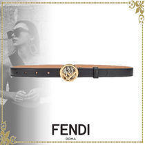 FENDI Leather Belts