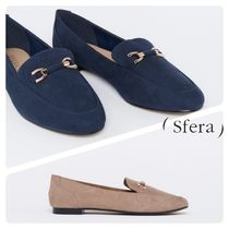Sfera Casual Style Plain Loafer & Moccasin Shoes