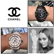 CHANEL J12 Unisex Analog Watches