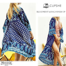 CUPSHE Paisley Beach Cover-Ups