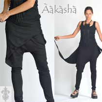 Aakasha Plain Long Handmade Skinny Pants
