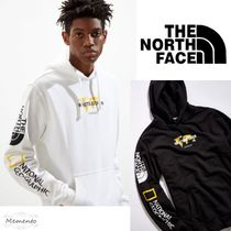 THE NORTH FACE Sweat Street Style Collaboration Long Sleeves Hoodies