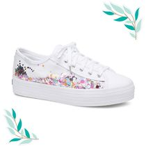 kate spade new york Collaboration Low-Top Sneakers