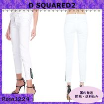 D SQUARED2 Cotton Skinny Pants