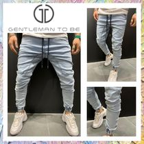 Gentleman To Be Street Style Jeans & Denim