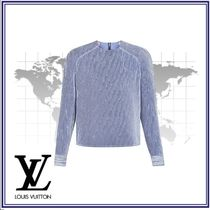 Louis Vuitton Blended Fabrics Long Sleeves Tops
