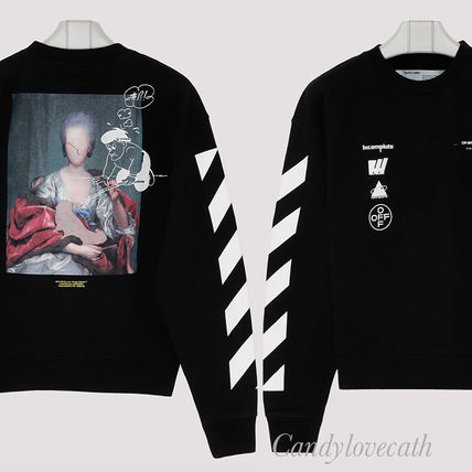Off-White Sweatshirts Sweatshirts