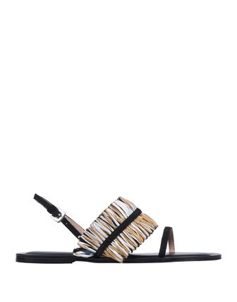 Plain Leather Sandals Sandal