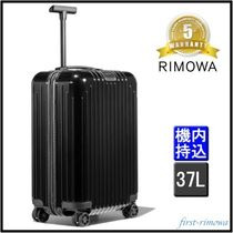 RIMOWA ESSENTIAL LITE Unisex 1-3 Days Soft Type TSA Lock Carry-on
