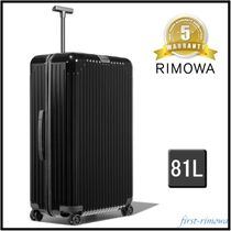 RIMOWA ESSENTIAL LITE Unisex Over 7 Days Soft Type TSA Lock Luggage & Travel Bags