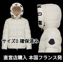 MONCLER DUBOIS Street Style Down Jackets