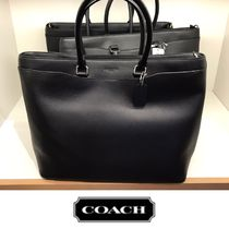 Coach A4 Leather Totes