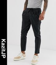ASOS Printed Pants Stripes Street Style Patterned Pants
