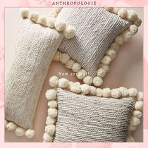 Anthropologie Unisex Blended Fabrics Collaboration Decorative Pillows