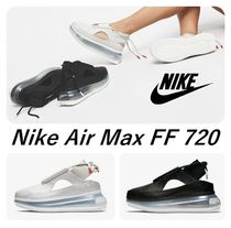 Nike AIR MAX 720 Rubber Sole Casual Style Street Style Low-Top Sneakers