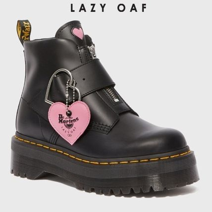 Platform Street Style Collaboration Boots Boots
