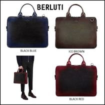 Berluti A4 Leather Business & Briefcases