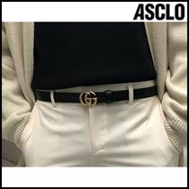 ASCLO Street Style Leather Belts