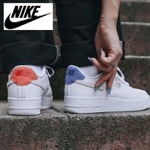 Nike AIR FORCE 1 Casual Style Unisex Low-Top Sneakers