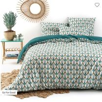 LA Redoute Pillowcases Comforter Covers Flat Sheets Co-ord Duvet Covers
