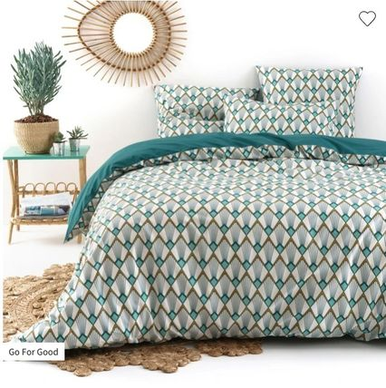 Pillowcases Comforter Covers Flat Sheets Co-ord Duvet Covers
