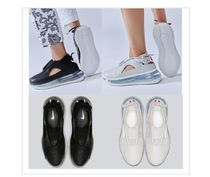Nike AIR MAX 720 Platform Casual Style Street Style Plain Shoes