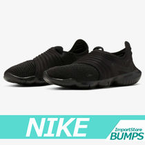 Nike FREE Street Style Collaboration Plain Sneakers