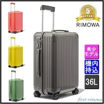 RIMOWA ESSENTIAL Unisex Soft Type TSA Lock Carry-on Luggage & Travel Bags