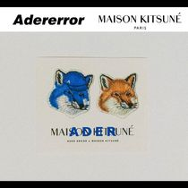 ADERERROR Unisex Street Style Collaboration Accessories