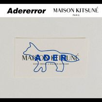 ADERERROR Street Style Collaboration Accessories