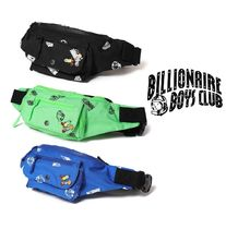 Billionaire Boys Club Street Style 2WAY Messenger & Shoulder Bags