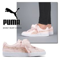 uk availability e8cd8 b1c2b PUMA BASKET HEART Women's Sneakers: Shop Online in US | BUYMA