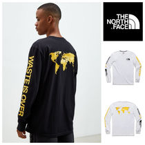THE NORTH FACE Collaboration Long Sleeves Long Sleeve T-Shirts