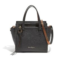 Salvatore Ferragamo 2WAY Plain Leather Totes